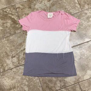 Colorblock T Shirt